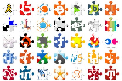 114-free-puzzle-social-network-icons-l